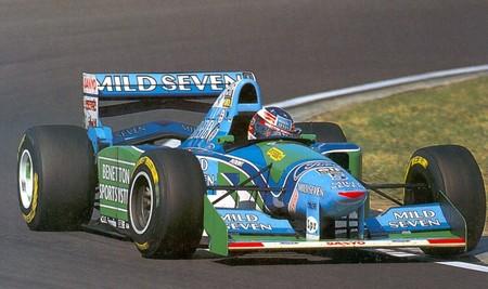 Schumacher F1 1994