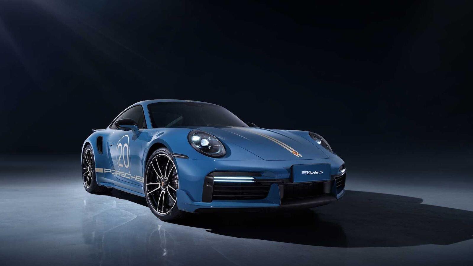 Foto de Porsche 911 20 Aniversario en China (1/9)