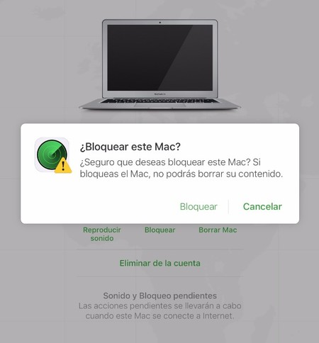 Buscar Mi Mac Bloquear 4