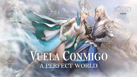 'Perfect World', el conocido MMORPG gratuito basado en la mitología china, llega a Android
