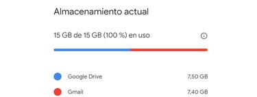 ¿Te has quedado sin espacio en Google Fotos o Drive? Así puedes liberar espacio