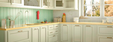 Cinco tips para darle una vuelta a la cocina sin tener que meterte en las siempre indeseables obras