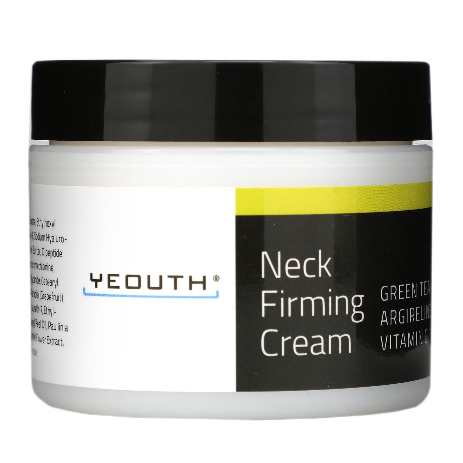 Crema reafirmante para el cuello YEOUTH