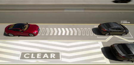 Lexus tiene la solución contra los lentos del carril izquierdo... aunque es fruto del April Fools' Day
