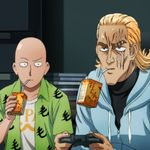 'One-Punch Man': la temporada 2 no pierde interés aunque el anime se ha vuelto tan perezoso como su protagonista