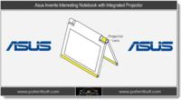 ASUS también piensa en portátiles con proyector incorporado