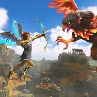 Immortals Fenyx Rising muestra su precioso mundo en un nuevo gameplay en PS5