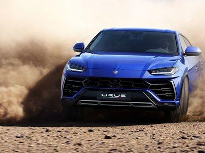 Con 650 CV el Lamborghini Urus es el SUV más rápido del mundo y está dispuesto a todo