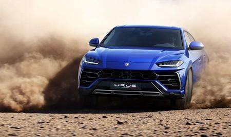 Lamborghini Urus 2019 9