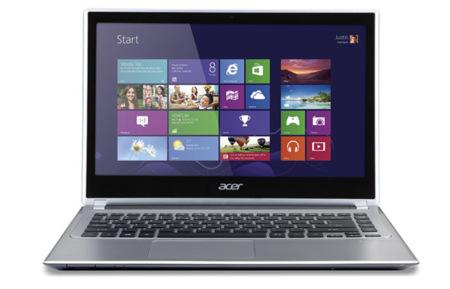 Acer Aspire M5 y V5, entre el ultrabook y el portátil