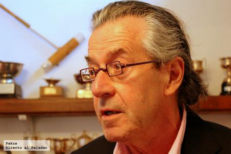 El vicepresidente de Louis Roederer Michel Janneau