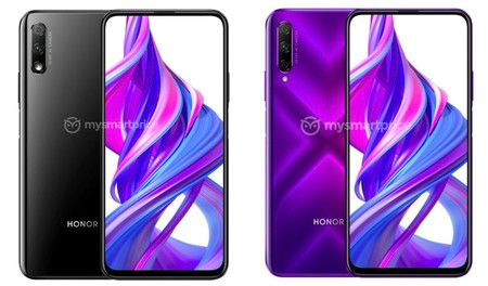 Honor 9x Y Honor 9x Pro