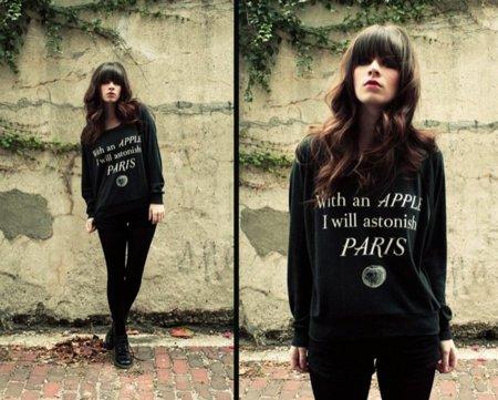 Streetstyler de la semana: el estilo de Rachel-Marie Iwanyszyn
