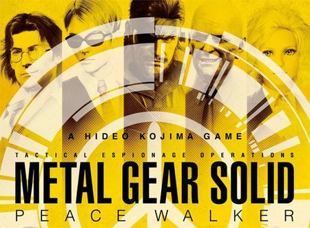 'Metal Gear Solid: Peace Walker' podría llegar a PlayStation 3