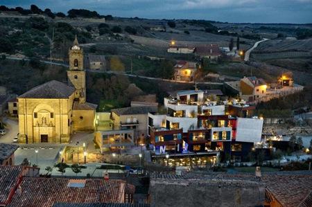 """En la Rioja, """"El Viura"""", un hotel desestructurado de lo más vanguardista"""