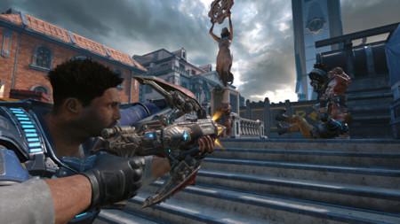 El multijugador de Gears of War 4 hace gala de todas sus novedades en un nuevo tráiler