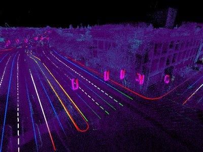 Los mapas más detallados del mundo serán para los coches (y no para los humanos)