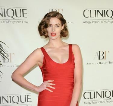 Robyn Lawley, una modelo de tallas grandes en Sports Illustrated