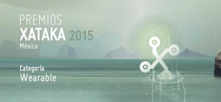 Mejor wearable, vota por tu preferido en los Premios Xataka México 2015