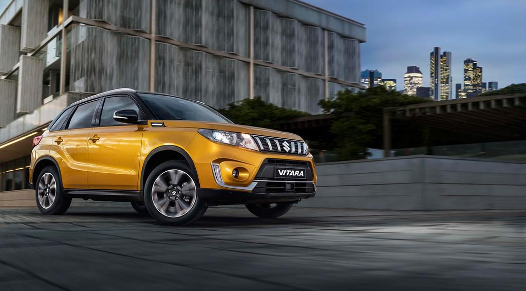 El nuevo Suzuki Vitara ya está disponible desde 18.540 euros y sin motores diésel en el menú
