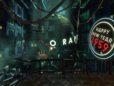 Feliz año 1959, ¿hay un nuevo Bioshock en desarrollo? Actualizado
