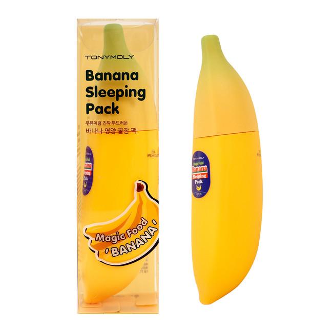 Magic Food Banana Sleeping Pack De Tony Moly