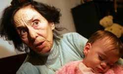 Ser madre después de la menopausia: ¿madres o abuelas?