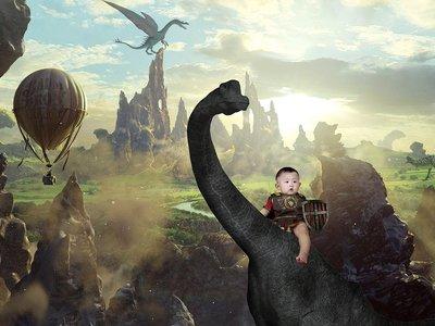 Comprobado científicamente: la obsesión de tu hijo por los dinosaurios beneficia a su cerebro