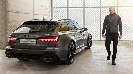 Audi entrega autos nuevos a todo el primer equipo del Real Madrid, desde un Q5 hasta un imponente RS6 Avant