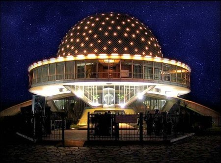 Buenos Aires: reabrió el Planetario totalmente renovado y moderno