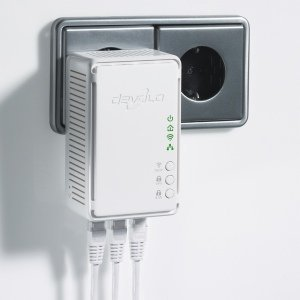 PLC Devolo D200 AV Wifi