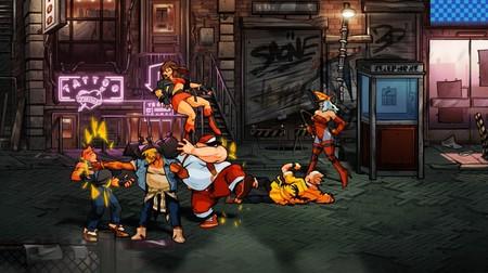 Streets Of Rage 4 Axel Blaze