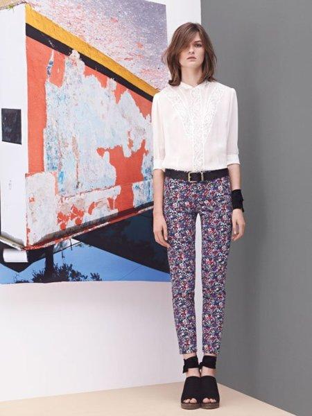 Pantalones Maje verano 2012