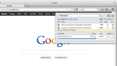 Surf, la extensión de BitTorrent, sube a beta y llega también a Firefox