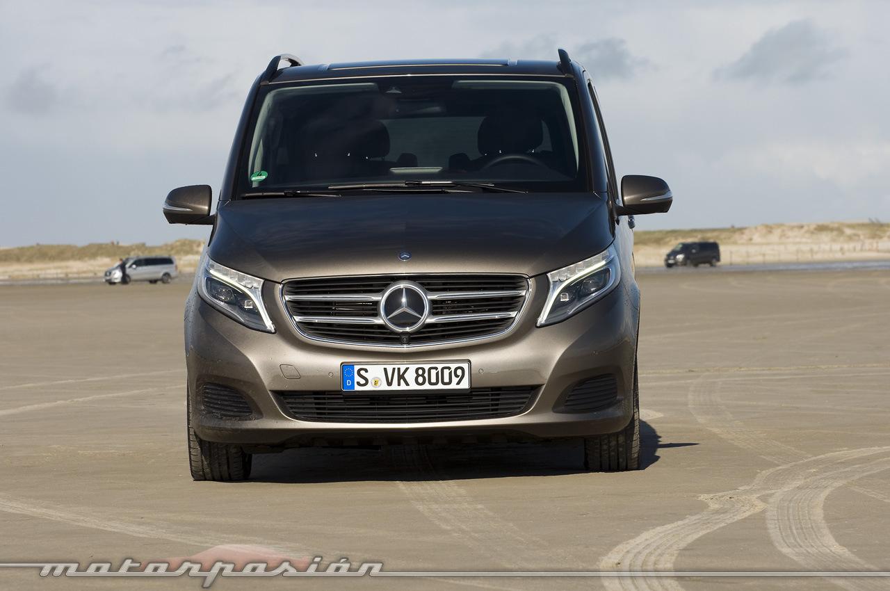 Foto de Mercedes-Benz Clase V (toma de contacto) (15/44)