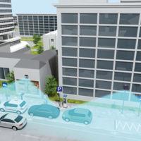 Radares para detectar plazas de aparcamiento libres: Siemens lo está probando ya