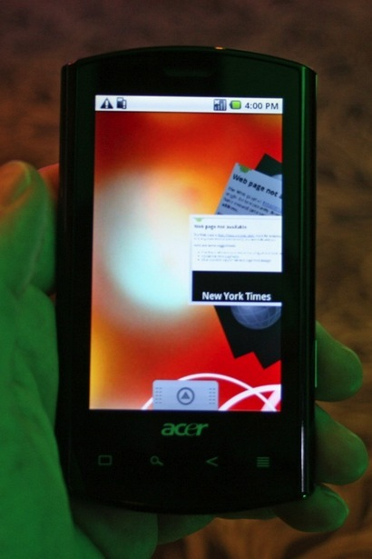 Foto de Acer Liquid, galería de imágenes decente (15/30)