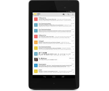 Google cuelga en Google Play su aplicación 'Correo'