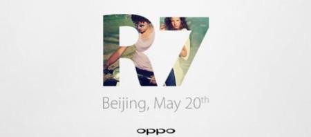 Oppo R7 confirma chipset y memoria RAM a pocas horas de su presentación oficial