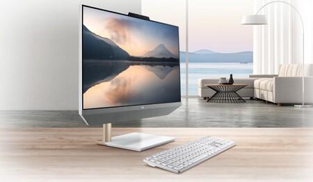 Asus Zen AiO 24 a precio de derribo en Amazon: un moderno ordenador all in one para toda la familia con Windows 10 a 477 euros