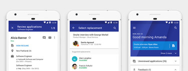 Google lanza Hire, una app para ayudar a las empresas a encontrar trabajadores