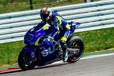 Randy De Puniet, Suzuki y la ilusión de MotoGP