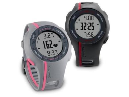 Garmin Forerunner 110: pulsómetro y GPS al alcance de todos