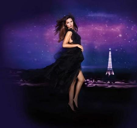 Adriana Lima, pura seducción en la promo del nuevo perfume de Victoria's Secret