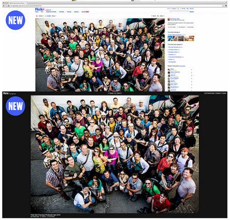 Novedades Flickr: big, BIG, BIGGER Photos... o ¿cómo Yahoo mató a Flickr (de nuevo)?