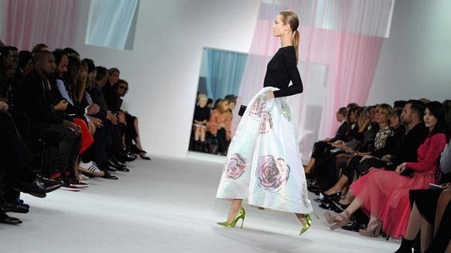 Falda rosa Mackhintosh