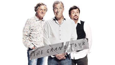 El estudio de 'The Grand Tour' dejará por ahora de viajar, debido a la salud de sus presentadores