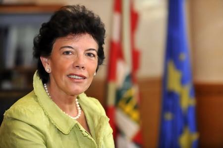 Ministra de educación Isabel Celaá