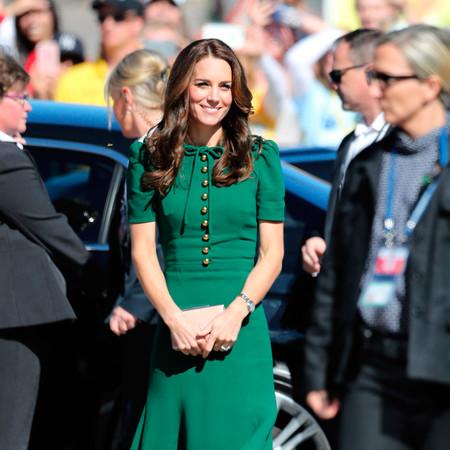 Kate Middleton ya tiene un vestido con su nombre en Dolce & Gabbana