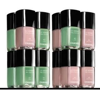 Chanel presenta su colección de esmaltes Jade Nails